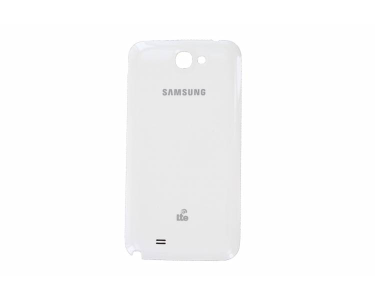 Tapa Bateria Blanco Samsung Galaxy Note 2 N7100 Tapa trasera cover Original NFC Samsung - 1