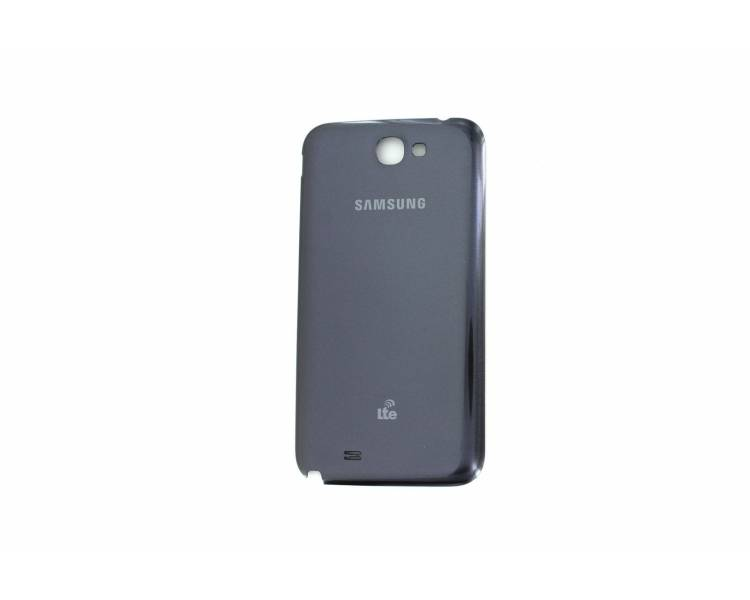 Back cover for Samsung Galaxy Note 2 N7100 With NFC | Color Grey Samsung - 1