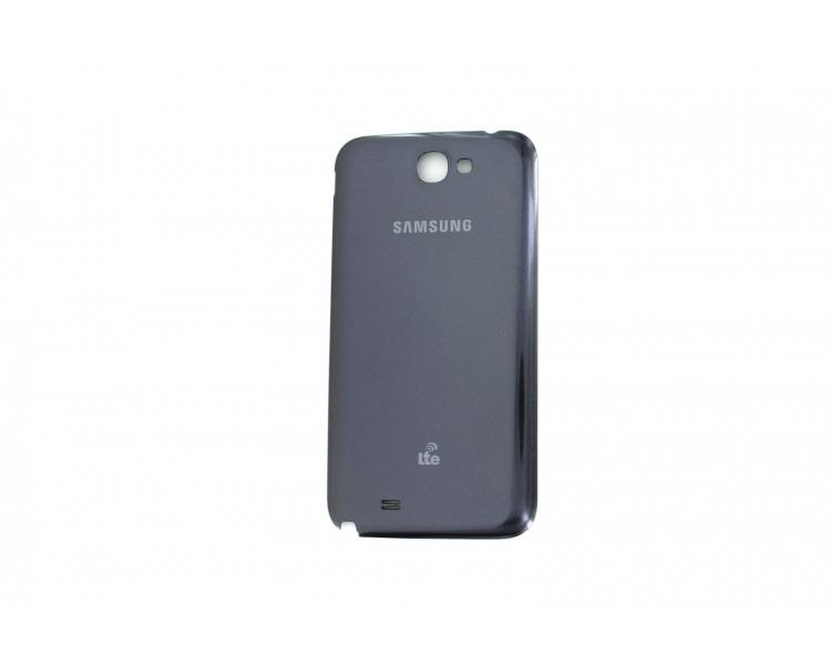 Back Cover voor Samsung Galaxy Note 2 N7100 met NFC grijs Samsung - 1