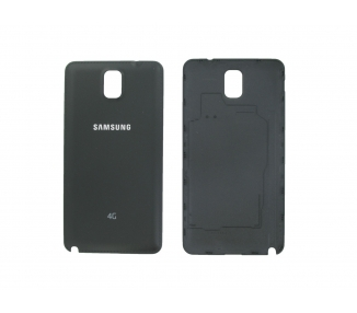 Back Cover voor Samsung Galaxy Note 3 Zwart Zwart