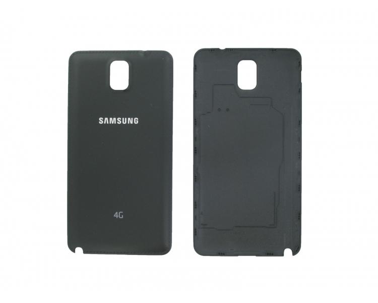 Back Cover voor Samsung Galaxy Note 3 Zwart Zwart ARREGLATELO - 1