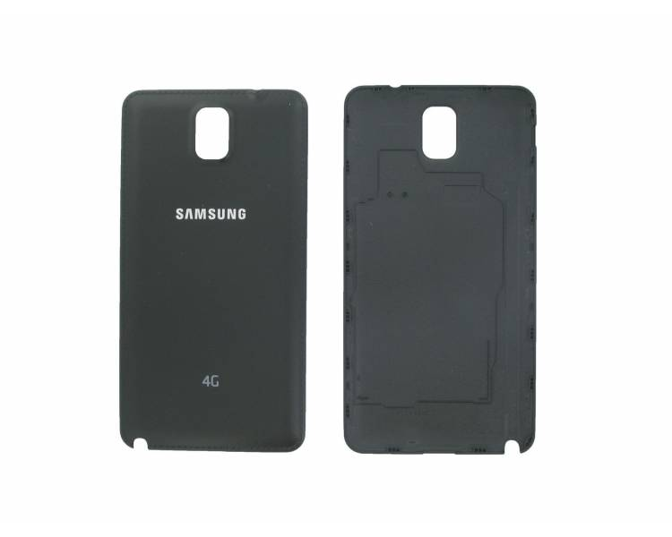 Tapa Trasera para Samsung Galaxy Note 3 Negro Negra ULTRA+ - 1