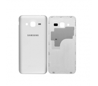 Tapa Trasera para Samsung Galaxy J5 J500F Blanco Blanca Original Samsung - 2
