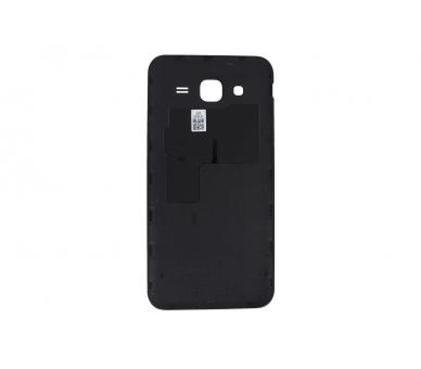 Back Cover voor Samsung Galaxy J5 J500 J500F Zwart Zwart ARREGLATELO - 3
