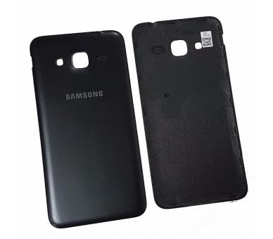 Back Cover voor Samsung Galaxy J5 J500 J500F Zwart Zwart ARREGLATELO - 1
