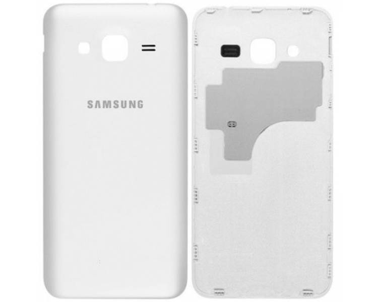 Back cover for Samsung Galaxy J3 J320F | Color White Samsung - 1