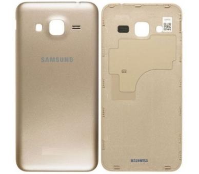 Back Cover voor Samsung Galaxy J3 2016 J320F J320FN J320 Goud ARREGLATELO - 1