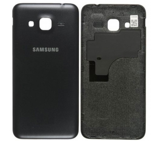 Back cover for Samsung Galaxy J3 J320F | Color Black