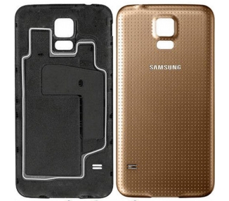 Back cover for Samsung Galaxy S5 | Color Gold