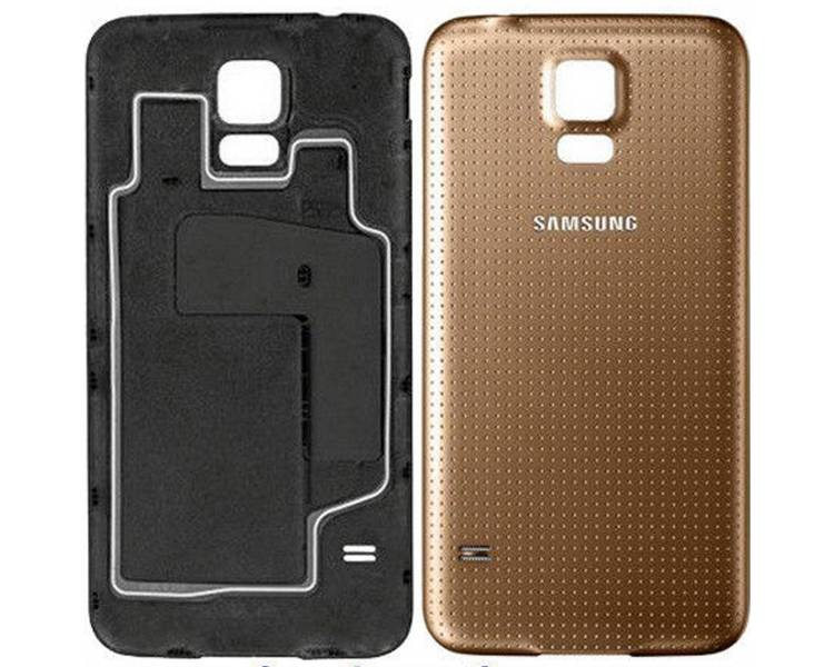 Tylna obudowa do telefonu Samsung Galaxy S5 Gold Gold