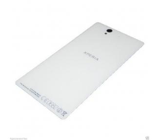 Osłona tylna do Sony Xperia Z L36H White White