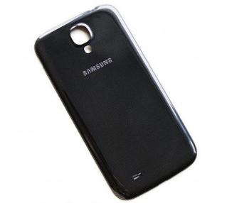 Tapa Trasera para Samsung Galaxy S4 SiV i9500 i9505 i9506 Negro Negra