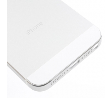 Volledig chassis voor iPhone 5S Wit Zilver  - 3
