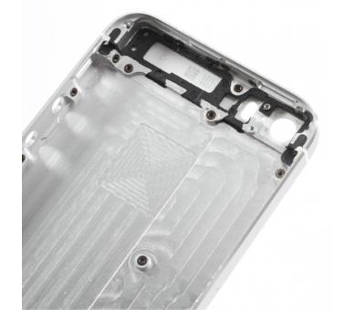 Volledig chassis voor iPhone 5S Wit Zilver  - 4