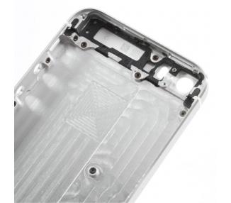 Pełna obudowa obudowy dla iPhone 5S White Silver