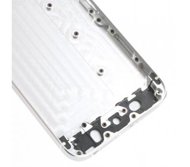 Volledig chassis voor iPhone 5S Wit Zilver  - 5