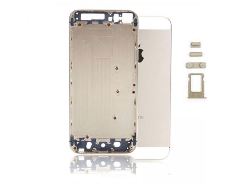 Chasis Carcasa para Phone 5 Dorado Oro  - 1
