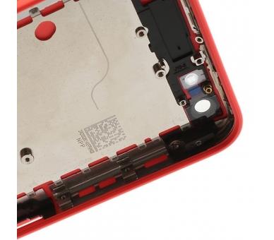 Chassis Volledige behuizing voor iPhone 5C Roze  - 5