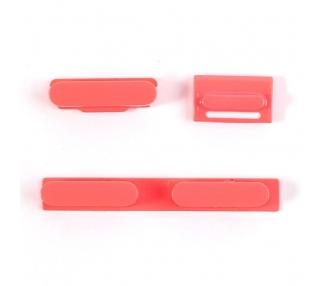 Obudowa Pełna obudowa dla iPhone 5C Pink