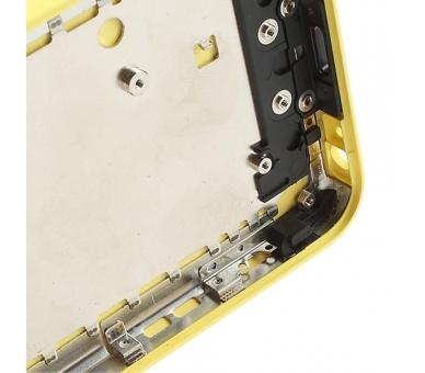 Chasis Carcasa para iPhone 5C Amarillo  - 8