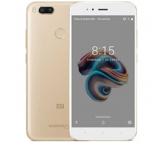 Xiaomi Mi A1 | Gold | 64GB | Refurbished | Grade New Xiaomi - 1