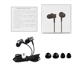 Earphones | Xiaomi Piston Basic 3 | Color Black Xiaomi - 1