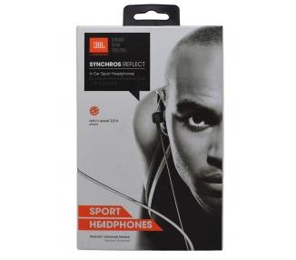 Earphones | Bluetooth | JBL Synchros Reflect BT | Color Black
