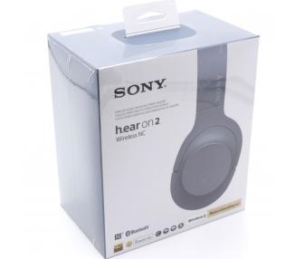 Słuchawki HD Bluetooth NFC Sony WH-H800 EHH800 aptX Black Sony - 1