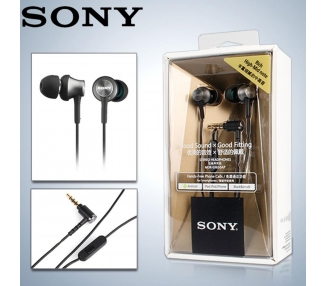 Earphones | Sony MDR-EX650AP | Imported | Color Black Sony - 1