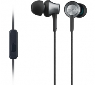 Earphones | Sony MDR-EX650AP | Imported | Color Black Sony - 2