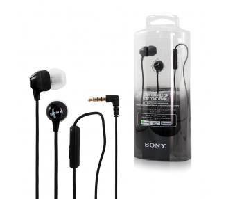 Auriculares con Microfono Sony MDR-EX15AP * Z3 Z5 Compact Z Z1 Z2 X XA Sony - 1