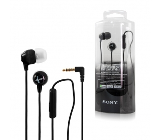 Sony MDR-EX15AP Koptelefoon met microfoon - Z3 Z5 Compact Z Z1 Z2 X XA
