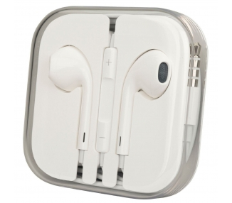 Auriculares Original Apple para iPad 4 3 2 1 iPhone 5 SE 5S 6 Plus iPod
