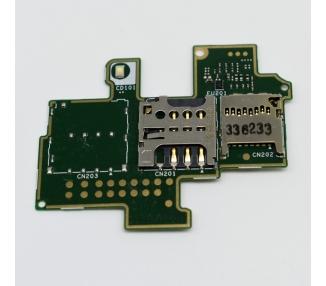 Moduł czytnika SIM Czytnik microSD Sony Xperia M C1904 C1905