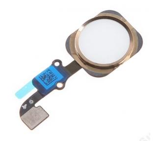 Przycisk Home Przycisk Home Touch ID Flex iPhone 6 i iPhone 6 Plus Gold