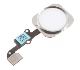 Przycisk Flex Przycisk Home Touch ID Przycisk Home iPhone 6 i iPhone 6 Plus Srebrny