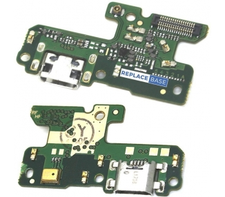 Antenne Microfoon Opladen Connector Module voor Huawei P8 Lite 2017 P9 Lite 2017