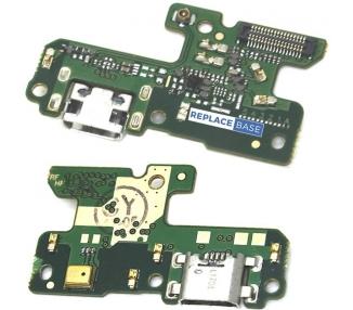 Ladeanschlussmodul für Antennenmikrofone für Huawei P8 Lite 2017 P9 Lite 2017