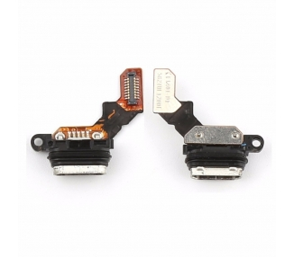 Flex Conector Carga Micro USB para Sony Xperia M4 Aqua E2303 E2306 E2353