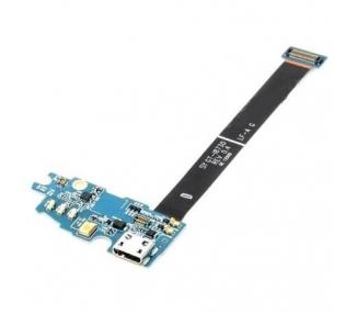 Oplaad- en microfoonconnector Flex voor Samsung Galaxy Express I8730