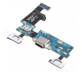 Flex Conector Carga Micro USB para Samsung Galaxy S5 Mini G800F