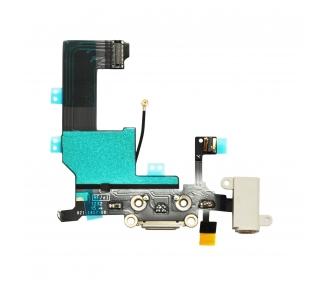 Charging Flex for iPhone 5 | Color White ARREGLATELO - 1