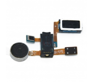 Flex Altavoz Auricular Vibrador Sensor para Samsung Galaxy S2 GT i9100