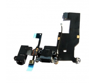 Charging Flex for iPhone 5C | Color Black ARREGLATELO - 1