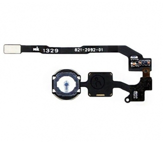 CABLE FLEX CONNECTOR CONECTOR BOTON BUTTON HOME IPHONE 5S
