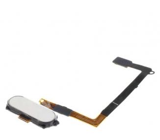 Home Button Flex für Samsung Galaxy S6 Edge G925 Weiß