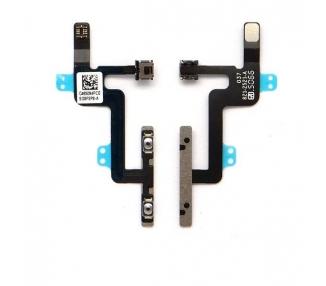 Flex Cable Botones Volumen Silencio Mute para iPhone 6 Plus