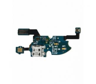 Flex Conector Carga + Microfono Samsung Galaxy S4 mini i9195 I9190 I9192 Samsung - 2