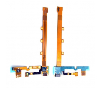Flex Conector de Carga y Microfono para Xiaomi MI3