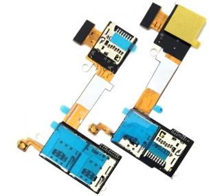 Flex Lector Tarjeta Conector Micro SD para Sony Xperia M2 D2303 D2305 D2306 Sony - 2